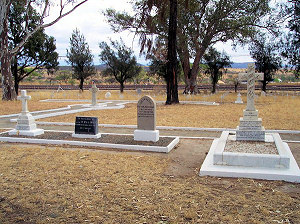 Chieveley War Cemetry S. Africa