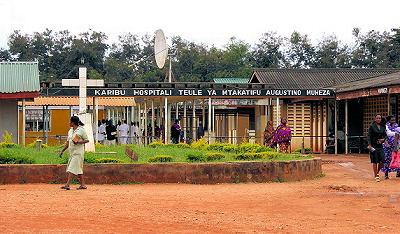 Muheza Hospital