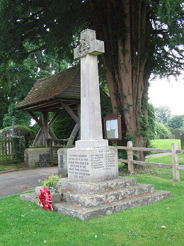 Chieveley War Memorial
