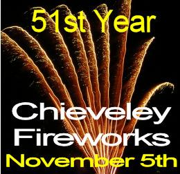 Chieveley Fireworks