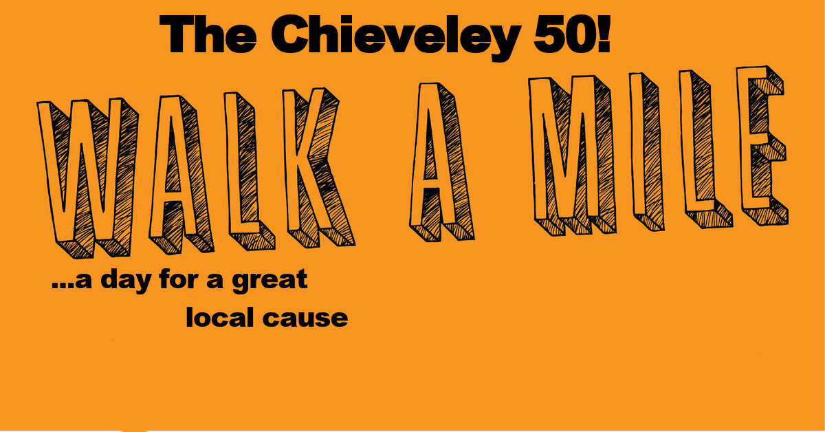 The Chieveley 50 Returns - Why Not Get Involved?